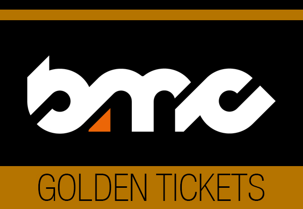 Brighton Music Conference Golden Tickets